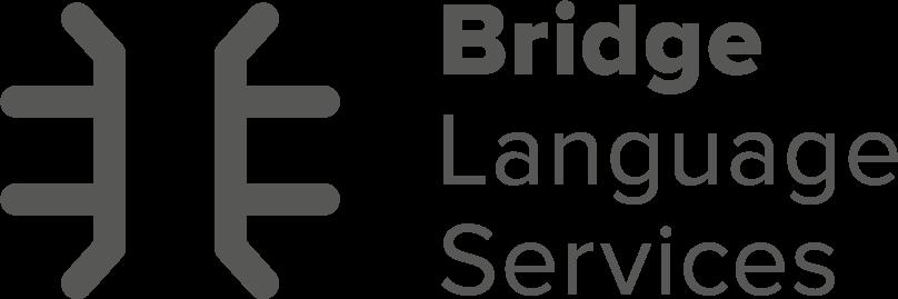 bridgels logo gray